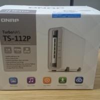 低価格おすすめNAS!QNAP TS-112Pの設置から起動・パフォーマンス