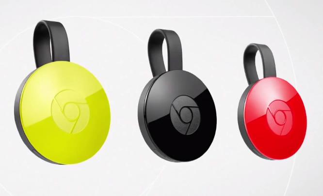 新型Chromecast