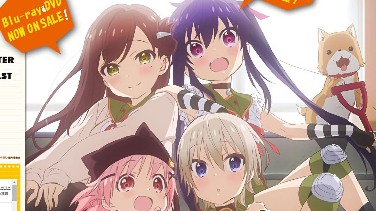 TVアニメ「がっこうぐらし!」公式サイト