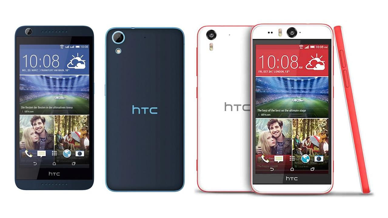 HTCからSIMフリースマホ「Desire EYE・Desire 626」がいつの間にか発売されていた。