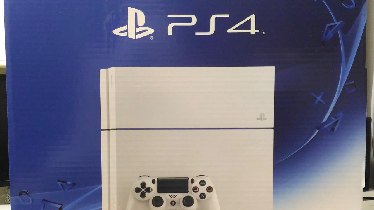 PS4(CUH-1200AB02)をVRに期待して購入!消費電力など