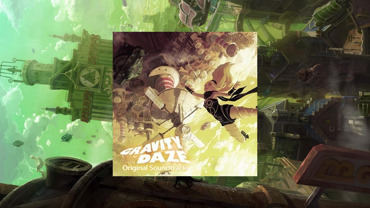 ゲームサントラ:「GRAVITY DAZE」はゲームも面白いけど音楽も良い!