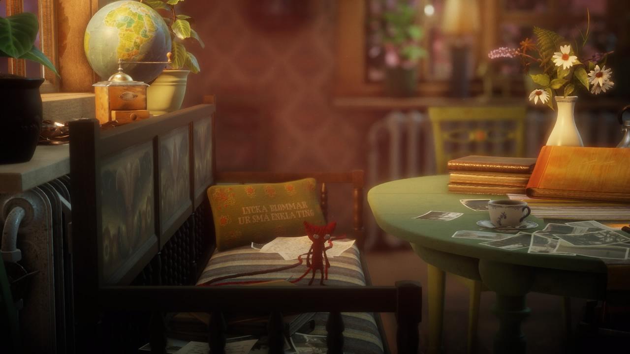 Unravel(PS4)をプレイ!気持ち良いアクションパズルとヤーニーがかわいい♪