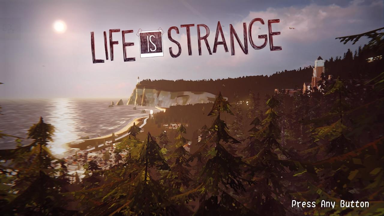 life is strange(PS4)クリア後の感想。まるで海外ドラマ。要素はSF・ミステリー・パニック、、そして友情