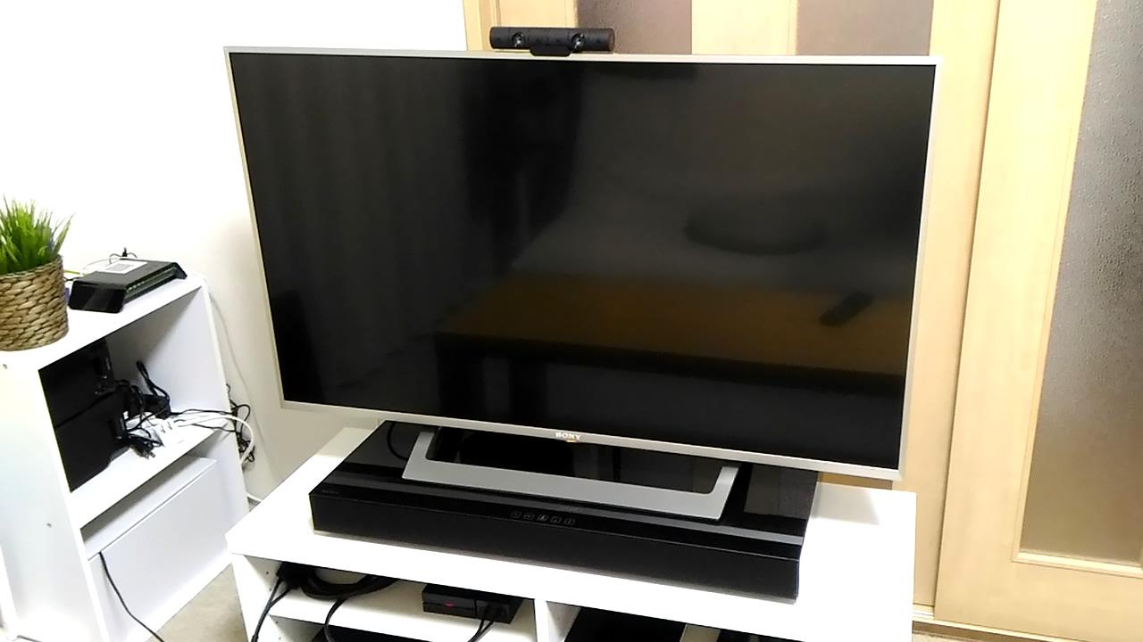 SONYの液晶テレビ「KJ-43X8300D」を購入したのでその感想