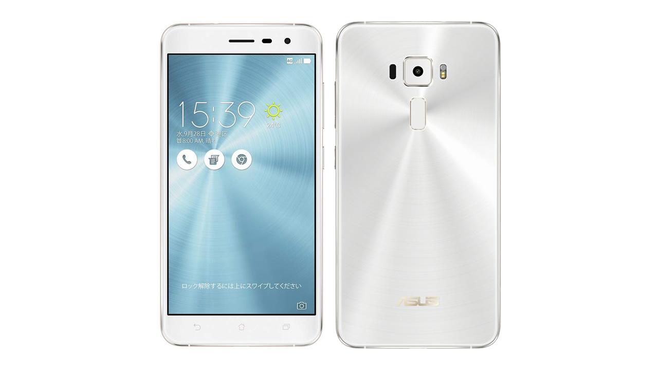 ASUS ZenFone3(ZE552KL)を購入したのでその感想