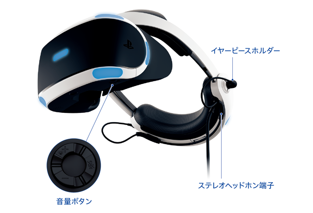 PlayStation®VR最新モデルとPlayStation®Cameraのセット、10月14日より発売! | PlayStation.Blog