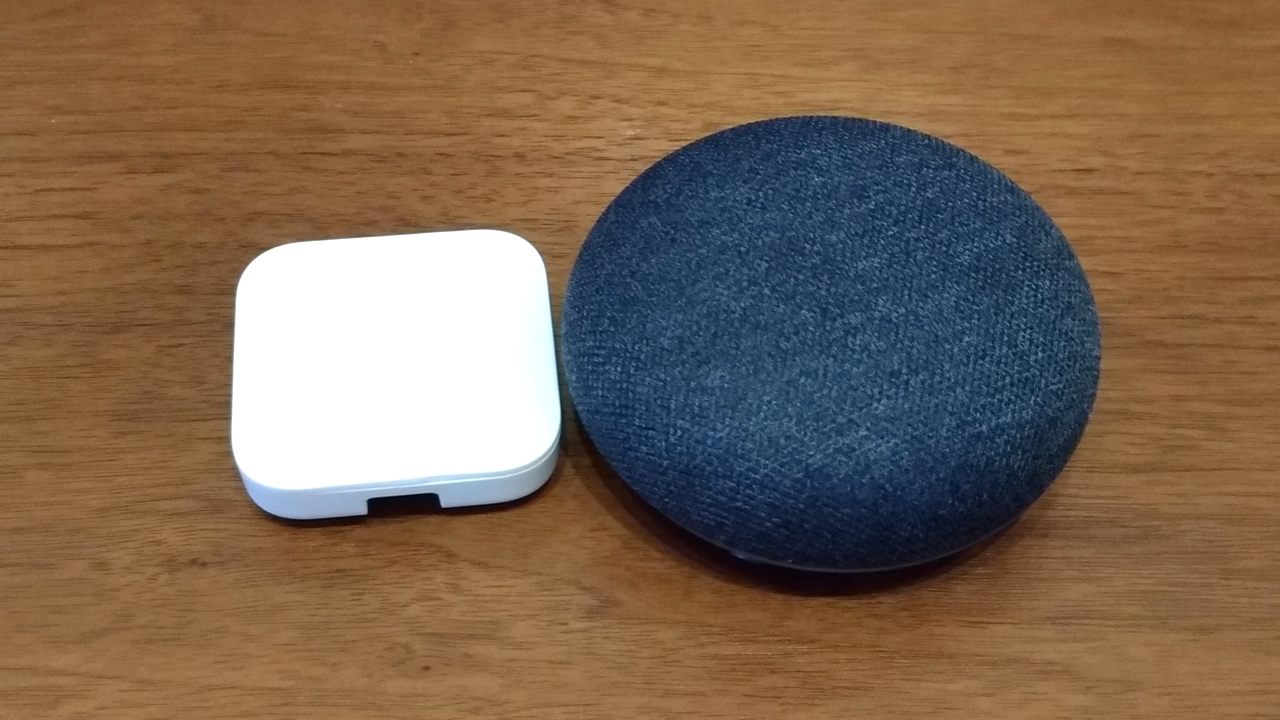 Google Home miniとNature Remo miniを買ってみた。声で操作する未来感を体感。