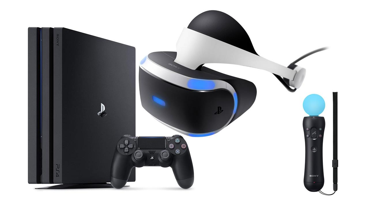 PS4周り(PS4pro,PSVR,PS Move)を全部新型にしたい欲求が…旧型には不満がたまってそろそろ限界。