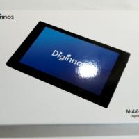 モバイルモニターDG-NP09Dを中古でゲット!プロジェクターと併用して運用。