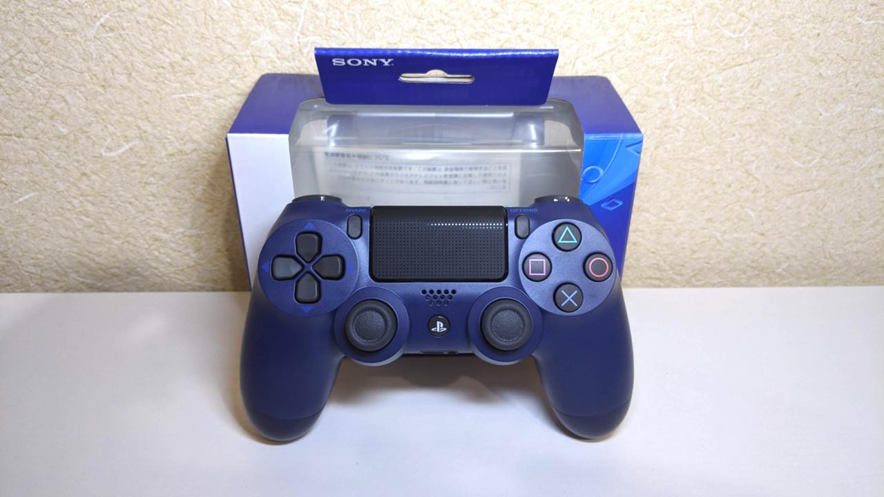 PS4リモートプレイのためにデュアルショック4を追加購入!リモートプレイ専用コントローラーがあると超便利!