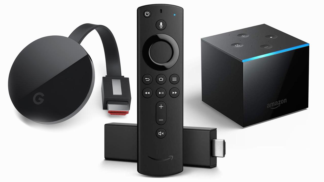 FireTVに浮気しそう…Chromecast Ultraの新型はやく出してくれ!