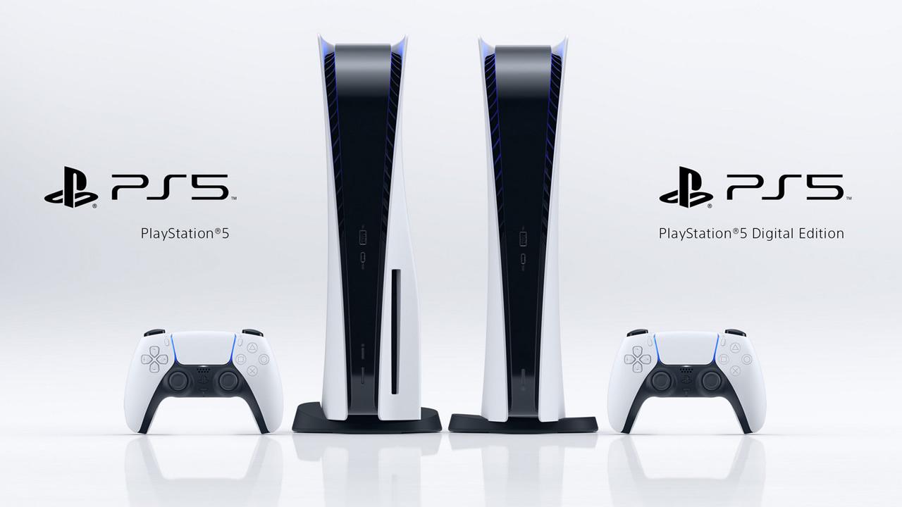 PS5の発売日と価格がついに発表される!通常版49980円/DE39980円!11/12発売!PSVRの対応は??