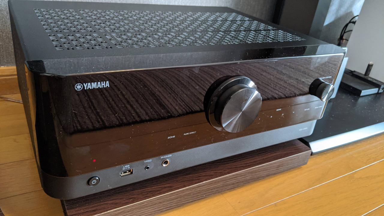 YAMAHA AVアンプ「RX-V6A」を購入したので感想を。ONKYO TX-L50からの買い替え。